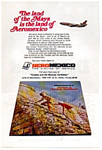 Aeromexico Airlines Ad (Image1)