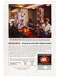 The Southern Company Research Ad Auc036124 Mar 1961