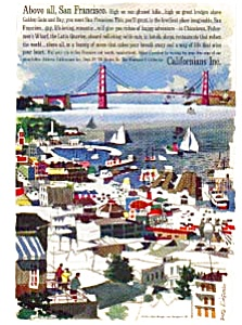 Californians Inc San Francisco Bay Ad auc046103 (Image1)