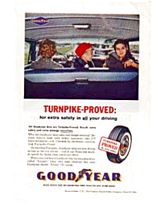 Goodyear Turnpike Proved Tire Ad auc046109 (Image1)