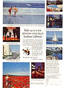 Southern California Adventures Ad auc046120 April 1961 (Image1)