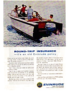 Evinrude Outboard Ad May 1963 (Image1)