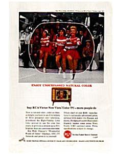 RCA Vista Color TV Ad auc056319 May 1963 (Image1)