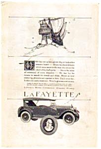 Lafayette Motors Corporation Ad 1923 auc062301 (Image1)