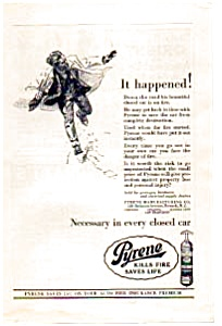 Pyrene Fire Extinguisher Ad (Image1)