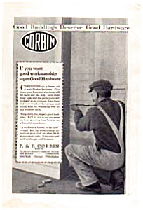 Corbin Hardware Ad June 1923 (Image1)
