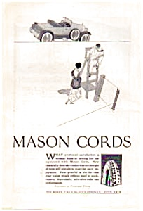 Mason Cord Tire Ad 1923 (Image1)