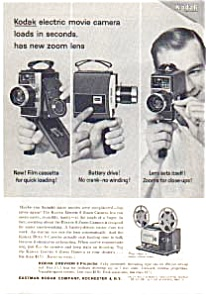 Kodak Electric Movie Camera Ad (Image1)