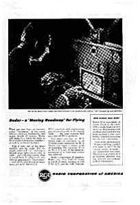 RCA Radar Set Ad auc066353 1940s (Image1)