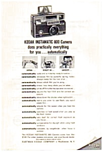 Kodak Instamatic Camera Ad (Image1)