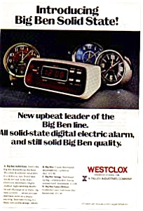 Westclock Big Ben Solid State Ad (Image1)