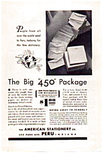 American Stationery Big 450 Package Ad auc093510 (Image1)