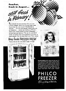 Philco Freezer Ad Sep 1948 (Image1)