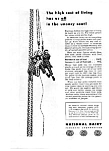 National Dairy Products Ad Sep 1948