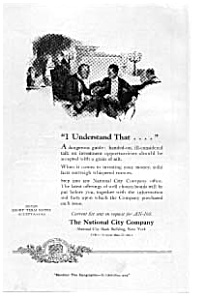 National City Company Bond Offer Ad (Image1)
