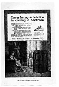 Victrola Victor Talking Machine Ad auc102115 (Image1)