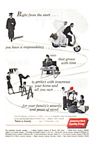 America Fore Loyalty Group Insurance AD auc116002 (Image1)