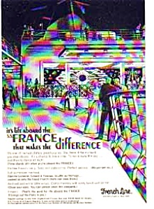 French Line Ad auc1211 Mar 1966 (Image1)