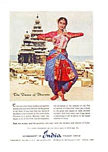 India Tourist Office Ad Dec 1959 (Image1)