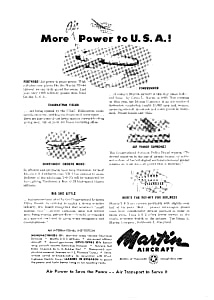 Martin Aircraft Airpower Ad Auc125924