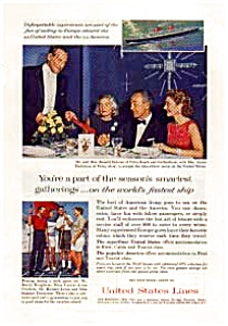 United States Lines Ad Feb 1963 (Image1)