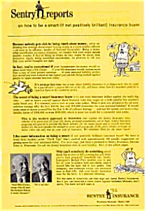 Sentry Insurance Ad auc166 Dec1963 (Image1)