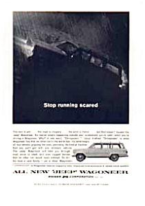 Jeep Wagoneer Ad Mar 1964 (Image1)