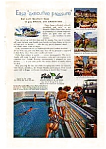Delta Line Mississippi Shipping Co Ad auc3124 (Image1)