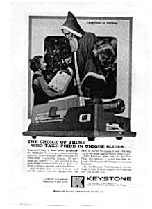 Keystone Camera Christmas in Norway Ad (Image1)