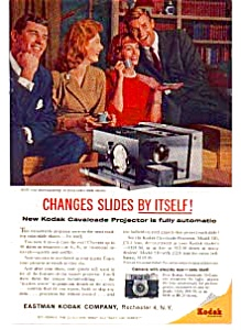 Kodak Cavalcade Projector Ad (Image1)