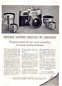 Kodak Retina Reflex Camera Ad (Image1)