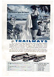 Trailways Bus Ad June 1957 (Image1)