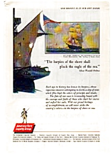 US Constitution Ad American Group Insurance (Image1)