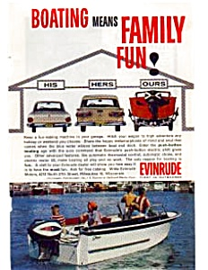 Evinrude First in Outboards Ad auc3414 (Image1)