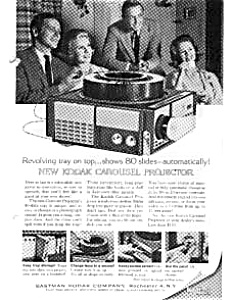 Kodak Carousel Projector Ad (Image1)