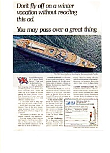 P & O Lines Liner Canberra Ad 1967 (Image1)