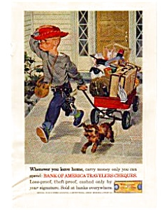 Bank of America Leaving Home Ad Nov 1963 (Image1)