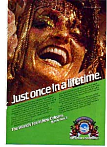 New Orleans 1984 World's Fair Ad Mar 1984 (Image1)