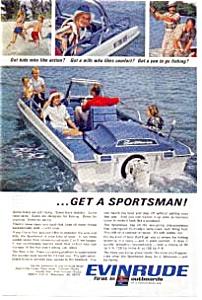 Evinrude Sportsman Boat Ad (Image1)