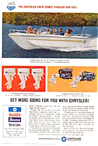 Chrysler Marine Products Ad (Image1)