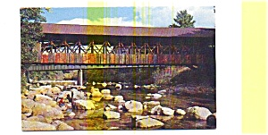 Bartlett NH  Covered Bridge Postcard (Image1)