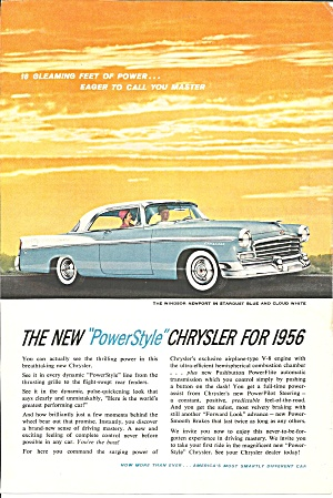 A Automobile Ad Lot Chrysler Dodge Plymouth Aytop 2