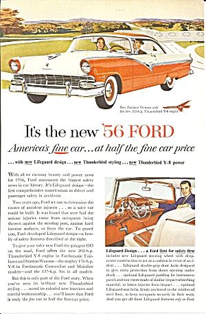 A Nostalgic Automobile Ad Lot Ford Mercury Continental Aytop 3