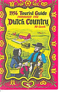 Dutch Country Tourist Guide 1956 Booklet (Image1)