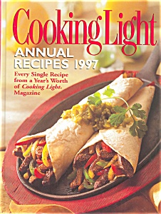 Cooking Light Cookbook 1997