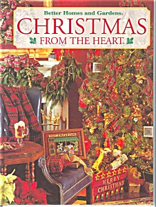 Christmas From The Heart Better Homes Garden