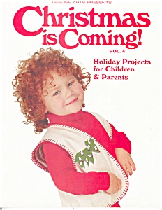 Christmas Is Coming Vol 4, Holiday Projects