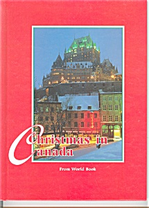 Christmas In Canada From World Book