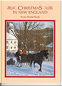 Christmas In New England From World Book