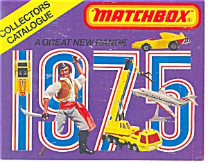 Matchbox Catalogues 1975 and 1978 (Image1)